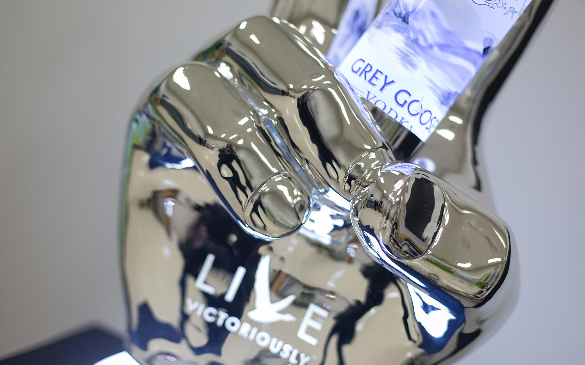 Award winning semi-permanent display